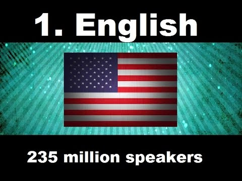 Top 20 Most Spoken Languages In United States (Spoken At Home)