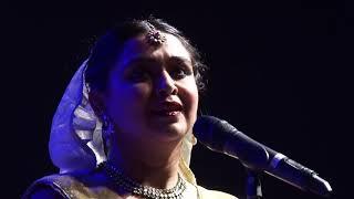 Gambar cover Thumri-Kathak live performance by Dhanashree Pandit Rai and Sanjukta Wagh @Print Summit 2019