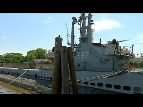 Veterans fight to save Naval Museum submarine in New Jersey