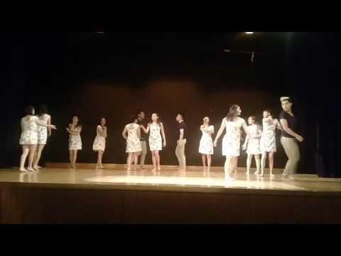 Preaentación de alumnos de Danza Contemporánea EIA 2