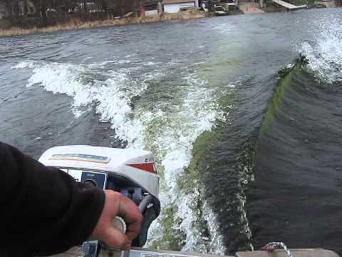 Evinrude Sportwin 9 5hp Outboard Motor