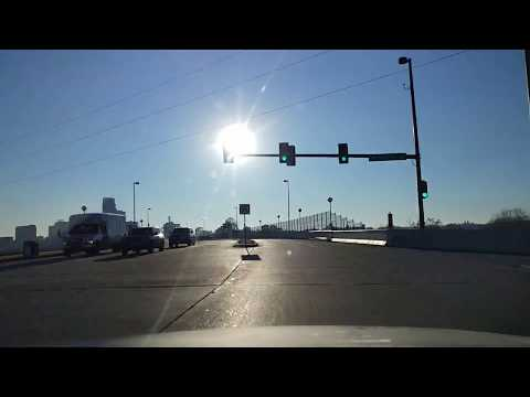 Omaha & Carter Lake...Tommy & Robot on a Sunday Drive About {Timelapse}