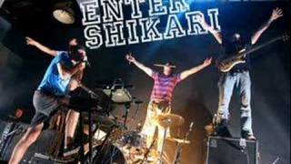 When A Jealous Man Finds A Gun - Enter shikari