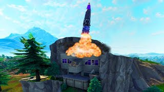 FORTNITE ROCKET LAUNCH - COUNTDOWN TO BLAST OFF - LIVE STREAM - XBOX ONE