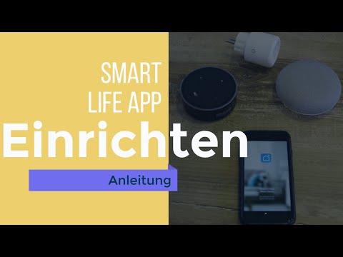 Smart Life App Anleitung 👉 Geräte Einrichten, Alexa, Google Home Und IFTTT 👏