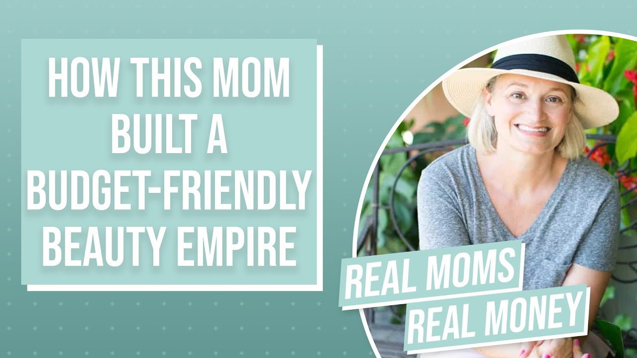 How This Mom Saves Thousands On Her Beauty Regimen | Real Moms Real Money | Parents
