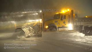Adams, NY Overnight Extreme Blizzard - 1/4/2017
