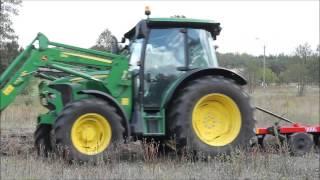 Pług dyskowy - talerzowy do ciągnika - Producent ATMP