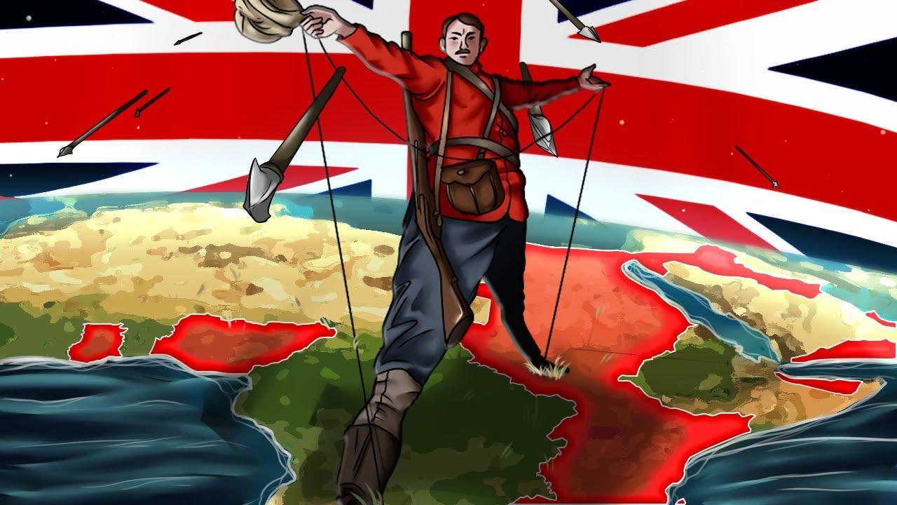 British Colonization of Africa | Animated History