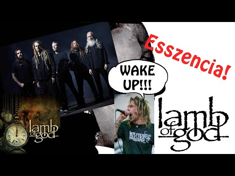 ÉBREGGYÉ! | Lamb Of God - Lamb Of God (2020)
