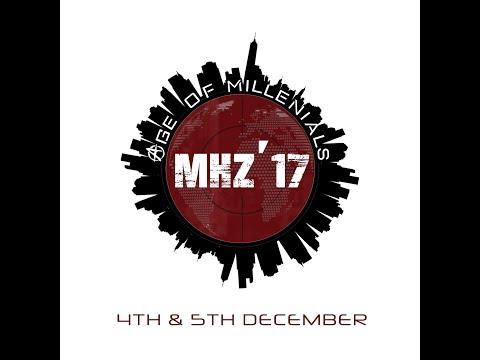 Megahertz 2017 Theme Reveal.