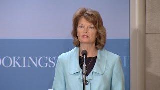 The Future of Energy Trade: A Conversation with Senator Lisa Murkowski