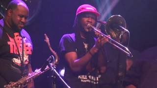 """The Soul Rebels with Gov't Mule  """"Doin' It To Death"""""""