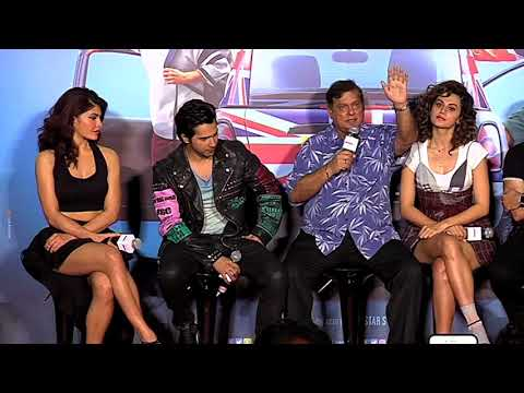 David Dhawan On Directing Govinda Again  Judwaa 2  Launch