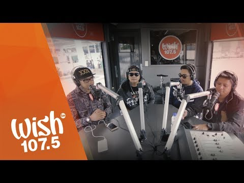 Smugglaz, Curse One, Dello and FlictG perform Nakakamiss  on Wish 1075 Bus