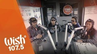 "Download Smugglaz, Curse One, Dello and Flict-G perform ""Nakakamiss"" LIVE on Wish 107.5 Bus Mp3 and Videos"