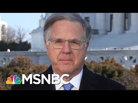 Supreme Court To Take Up Challenge To Obamacare In New Term | Hallie Jackson | MSNBC