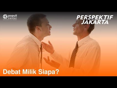 "Perspektif Jakarta: ""Debat Milik Siapa?"" - 11 April 2017"