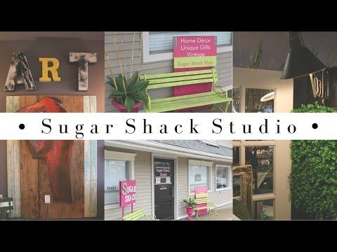 Business Feature: Sugar Shack Studio