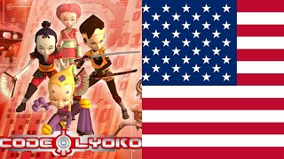Code Lyoko theme song (English version) (with Finnish lyrics)