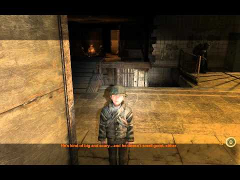 """Metro 2033"", HD walkthrough (Ranger Hardcore), Chapter 2: Bourbon (Part 1 - Riga)"