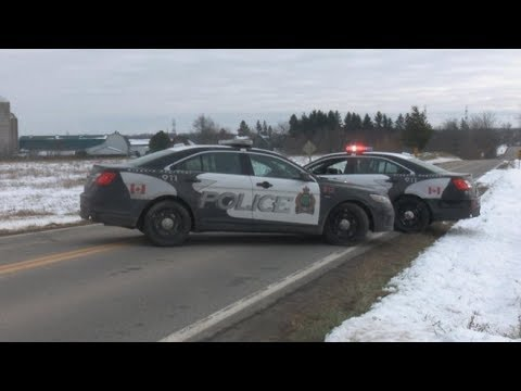Ontario police officer shoots fellow officer