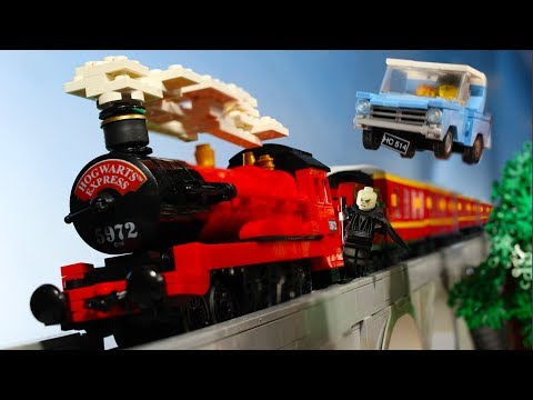 LEGO Harry Potter & The Great Train Robbery