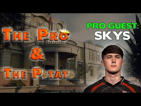 The Pro & The Potato || Skys || Down but not out