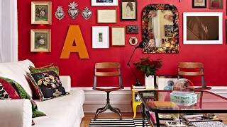 Bold and Breathtaking Red Living Room Ideas – Inspirations, Photos