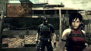 Resident evil 5 mod - ada wong mercenaria re2 hd 100%