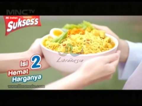 Iklan Mie Sukses - Rasanya Sukses Laparnya Beress