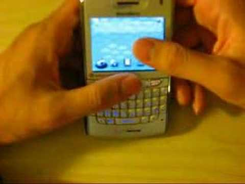 Review of Blackberry 8830 World Edition
