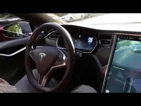 Tesla Autopark How To