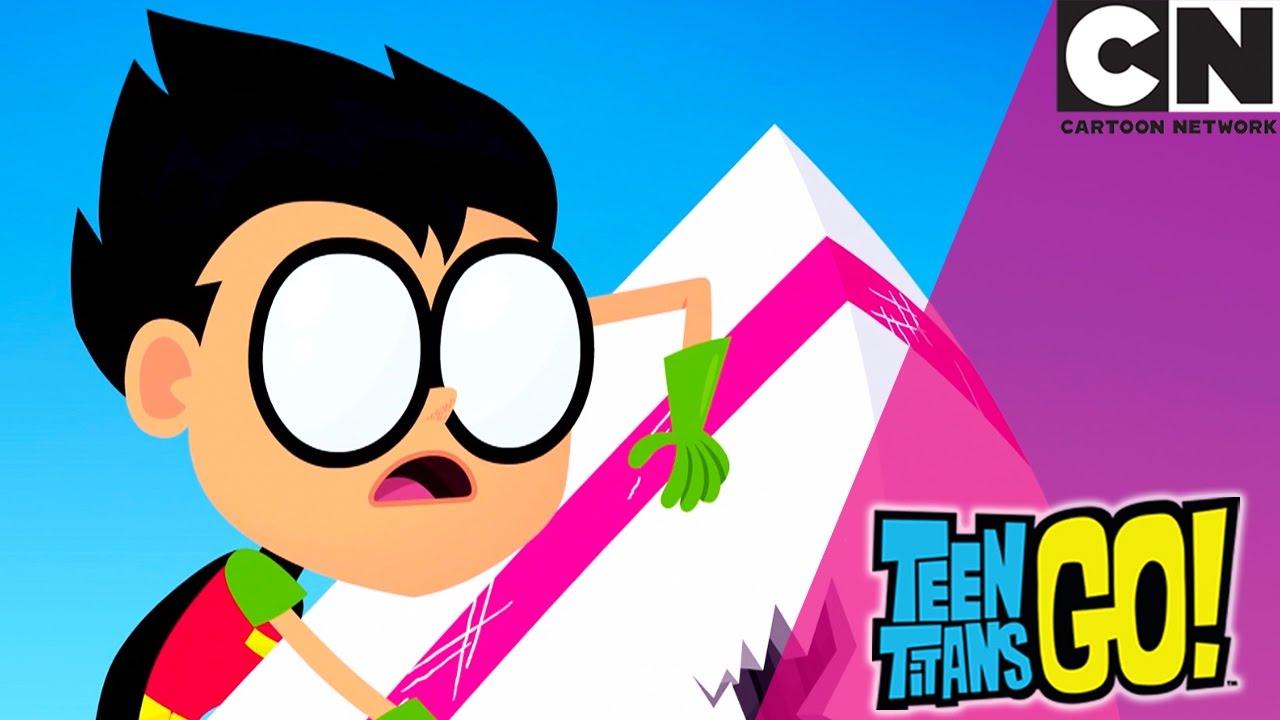 island adventure teen titans go