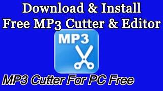 Downlaod and Install Free MP3 Cutter & Editor | mp3 cutter for pc free | Offline screenshot 3