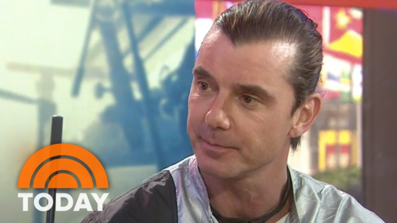 Gavin Rossdale Wife Gwen Stefani Sets High Bar At Home Today