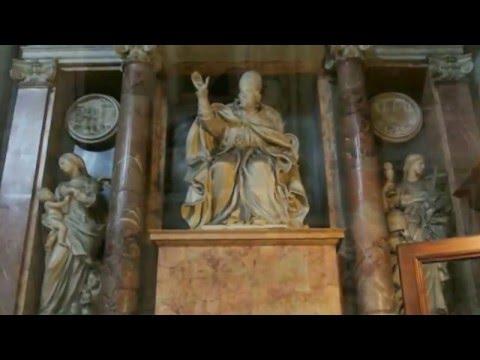 ***** Roma Basilica Papale di Santa Maria Maggiore (3/5) INTEGRALE interno ed esterno