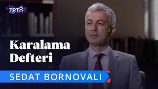 Doğan Hızlan ile Karalama Defteri   Sedat Bornovalı   20. Bölüm