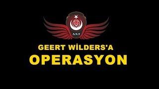 geert wilders'a Operasyon ...!