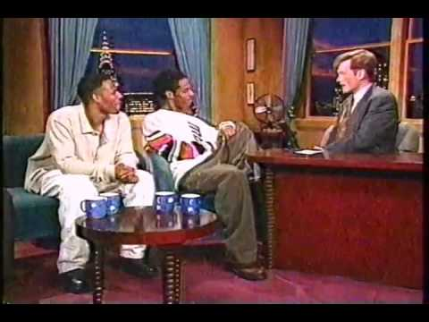 Conan O'Brien 'The Wayans Brothers 10/12/95