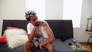 Vic Mensa on his New Flow, Michael Uzowuru, Tattoos & More