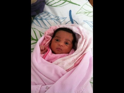 Gabrielle Union & Dwyane Wade's Surrogate Baby | It's A Girl!