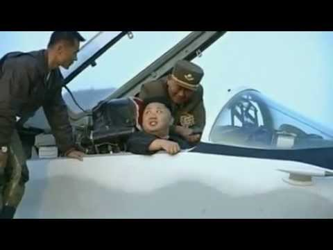 North Korea's Kim watches military drills, boards fighter jet   State TV
