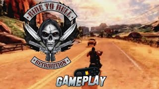 Ride To Hell Retribution PC Gameplay