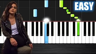 Aronchupa I 39 m an Albatraoz - EASY Piano Tutorial by PlutaX - Synthesia.mp3