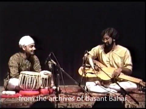 Pt. Vishwa Mohan Bhatt  Pt. Namdari Raag: Yeman, Mia Malhar