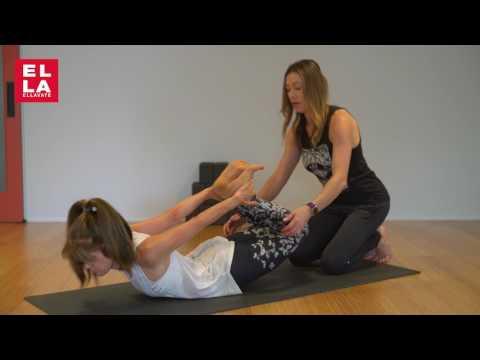 Yoga Tutorial | How To Do Bow Pose