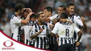 Resumen | Monterrey 2 - 0 Atlas | Clausura 2017 - Jornada 11 | Televisa Deportes