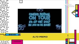 WADADA News for Kids award 2017 in Alta Noticia, Argentina