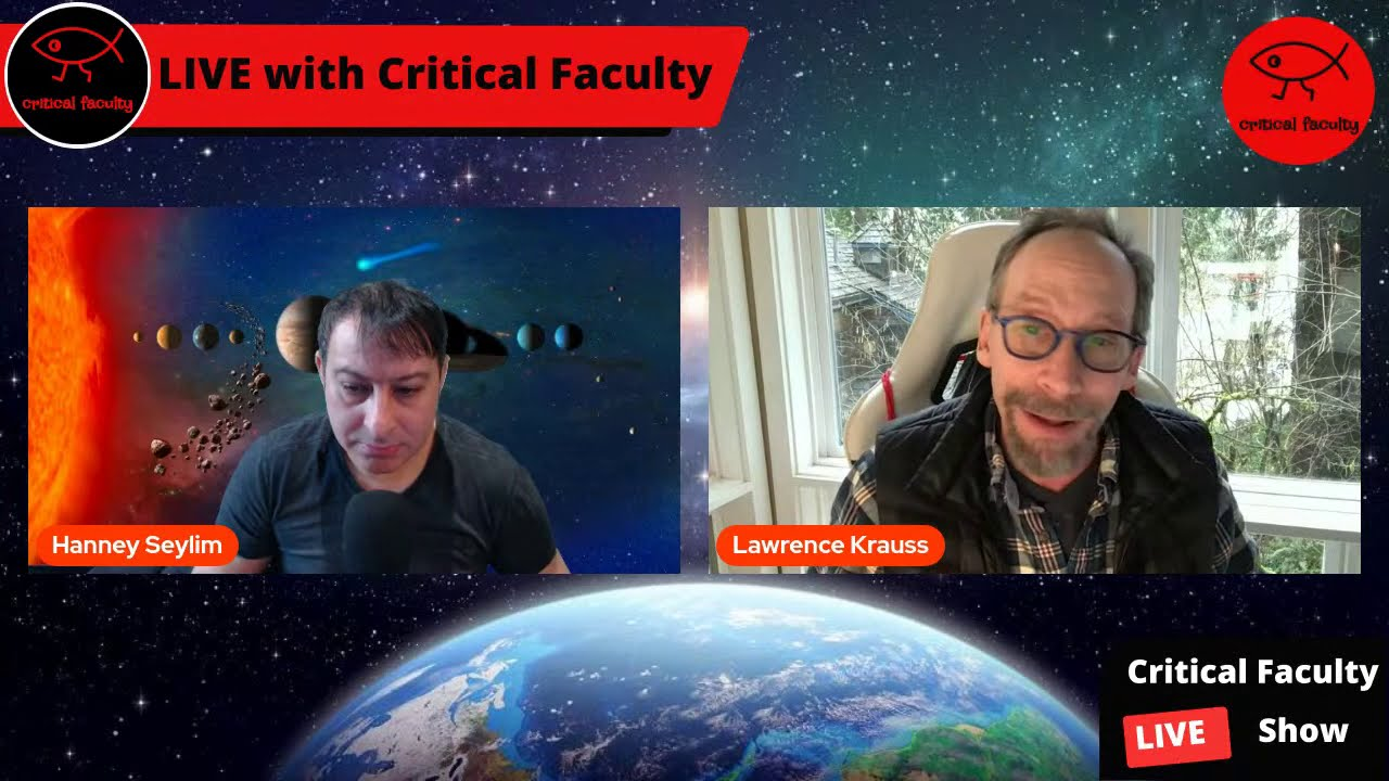The Fine Tuning Argument - Lawrence Krauss on Critical Faculty
